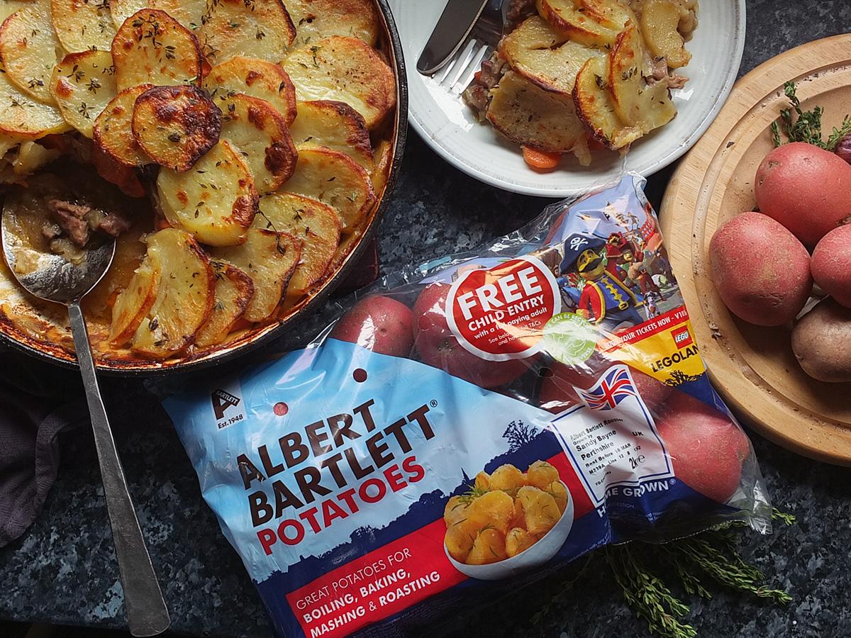 Albert Bartlett Potatoes Lancashire Hotpot image