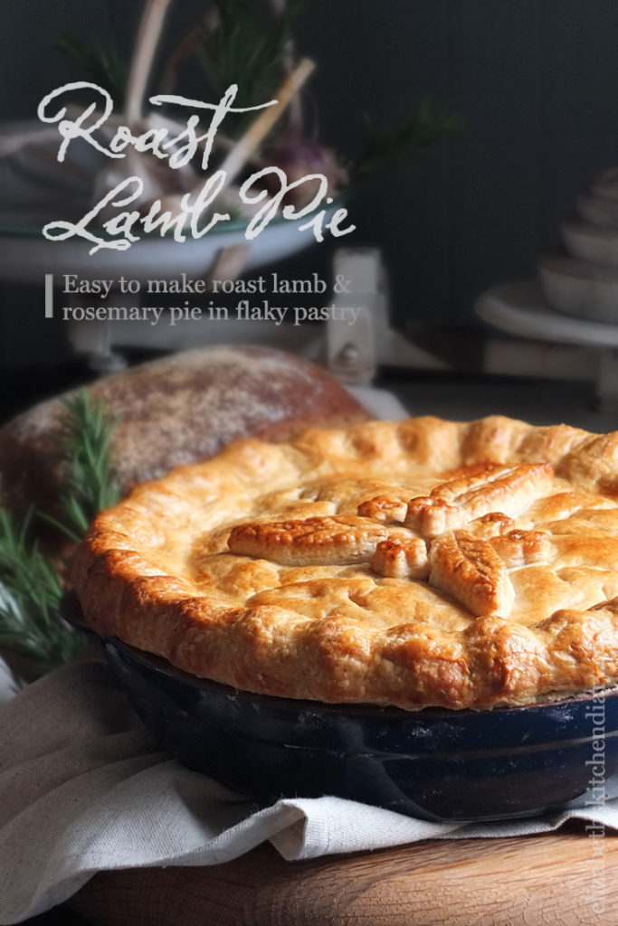 Roast Lamb Pie Recipe