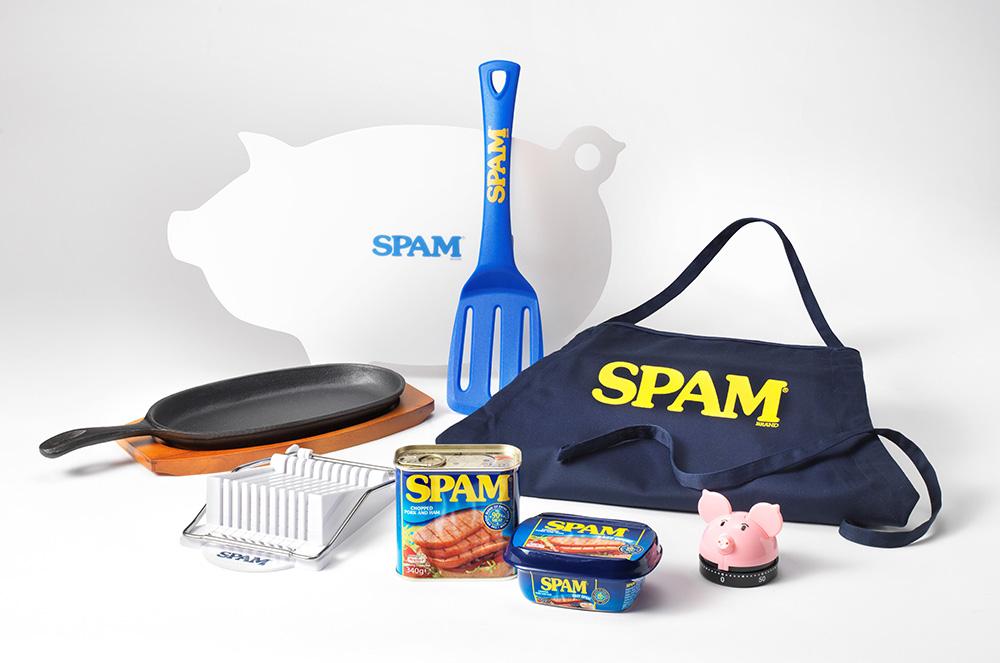 Sizzle Pack Merchandise