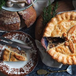roast lamb and rosemary pie image 2