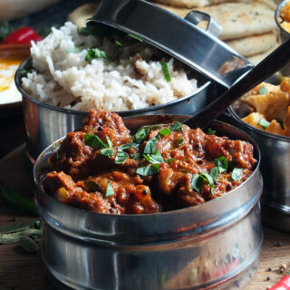gluten free lamb curry image