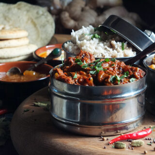 gluten free lamb curry