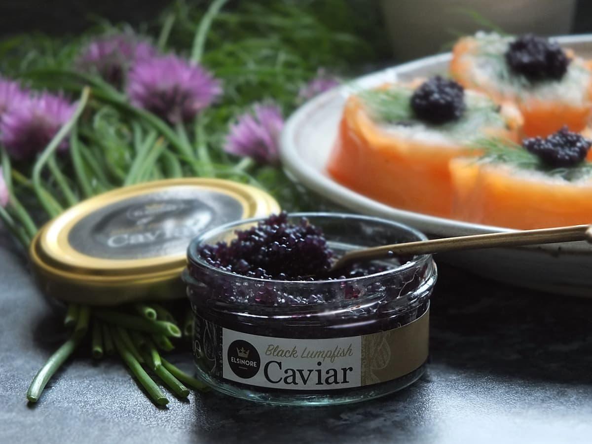 Black Lumpfish Caviar image