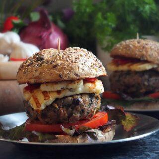 Lamb Burger recipe image