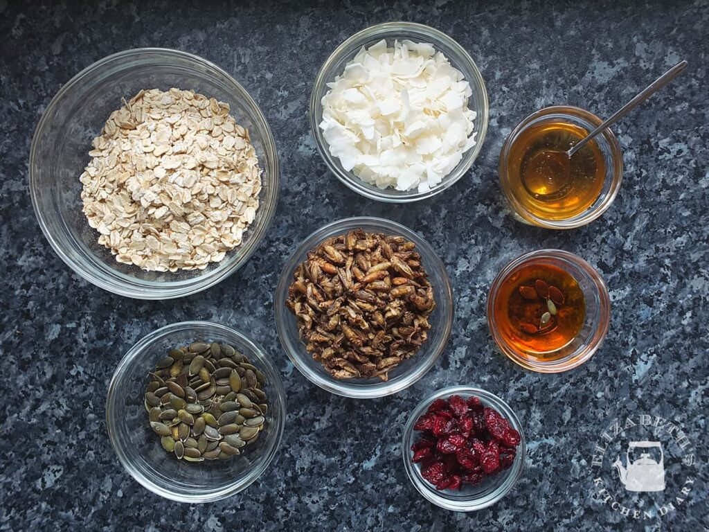 Top down image of the ingredients used in this recipe.