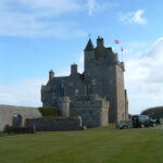 A Story of Porridge, a Scottish Castle and a Ghost