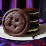 Oreo Button Cookies
