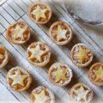 Lemon, Ginger & Cardamom Jam Tarts