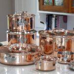 proware copper pots
