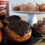 Boston Creme Doughnuts