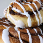 Rum & Raisin Cinnamon Rolls