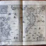 Orkney Shetland map 1642