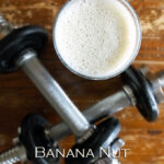 Banana Nut Protein Smoothie