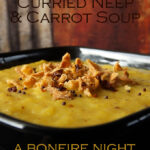 Curried Neep & Carrot Soup