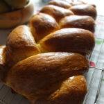 Zopf, Swiss Plaited Bread