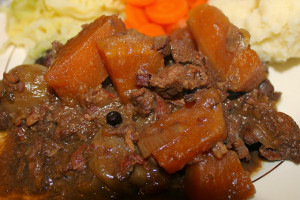 venison slow cooker stew