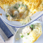 Frugal Family Freezer Fish Pie
