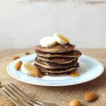 Grain-free Almond Pancakes