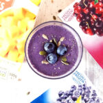 Frozen Fruits Breakfast Smoothie