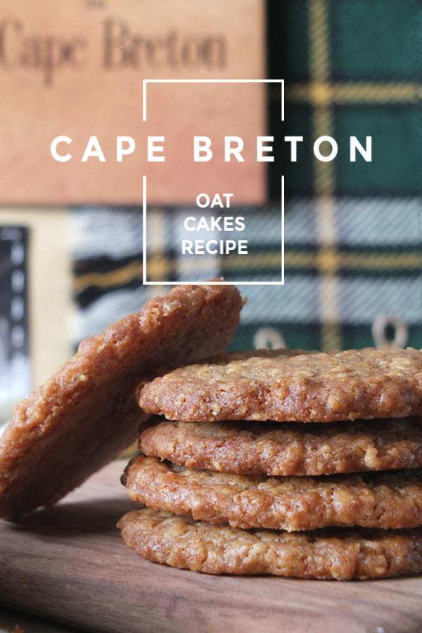 Cape Breton Oatcakes #capebreton #oatcakes #capebretonoatcakes