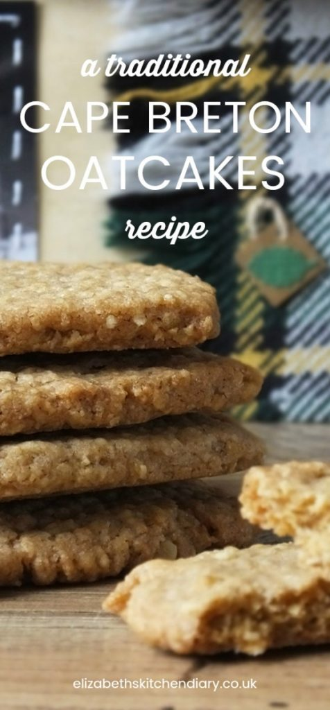 A Traditional Cape Breton Oatcakes Recipe