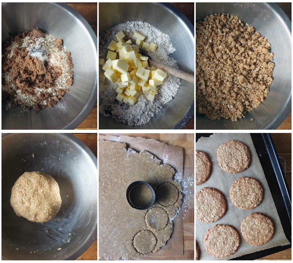 how to make Cape Breton oatcakes