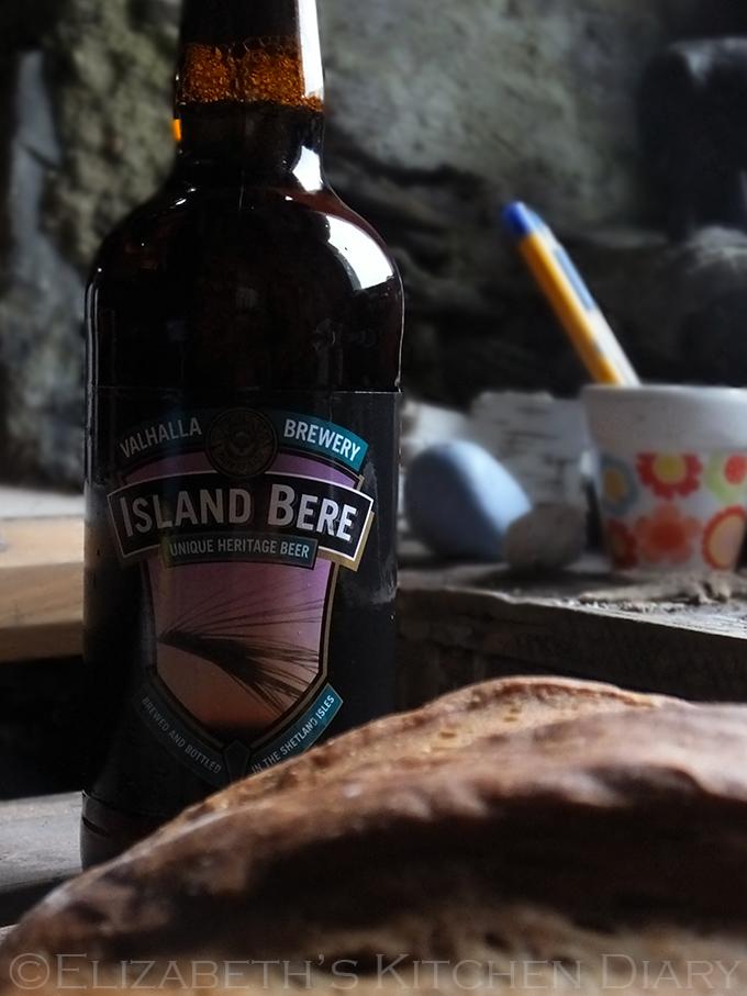 Island Bere, Valhalla Brewery