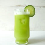 Kohlrabi and Cucumber Quencher
