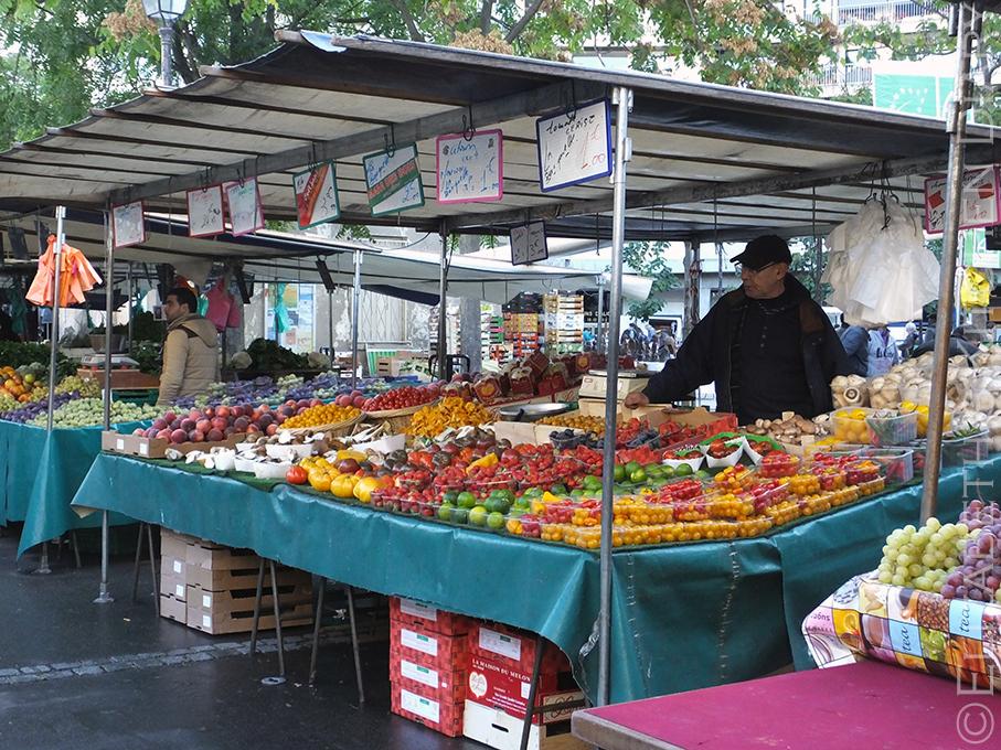 Aligre Market, ParisAligre Market, Paris