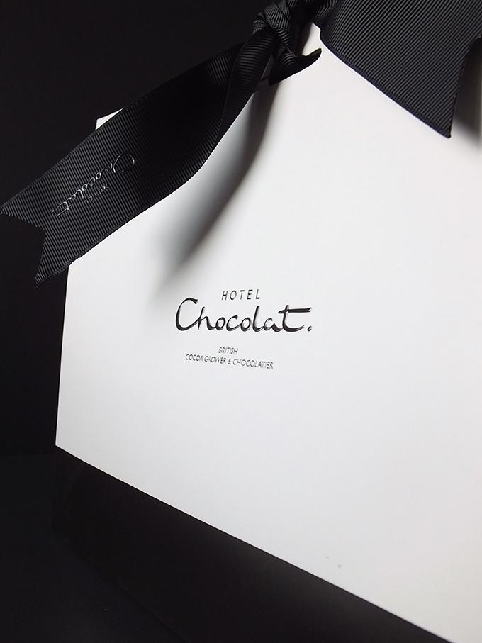 Hotel Chocolat gift bag