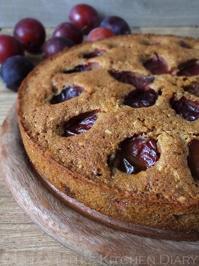 Hungarian Plum Cake