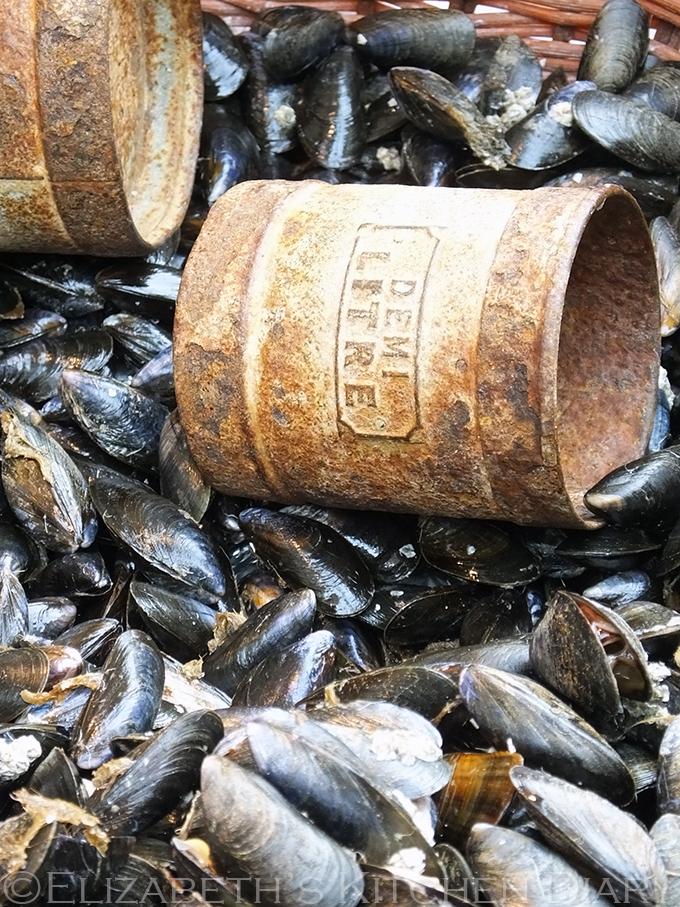 Marche Maubert Mussels