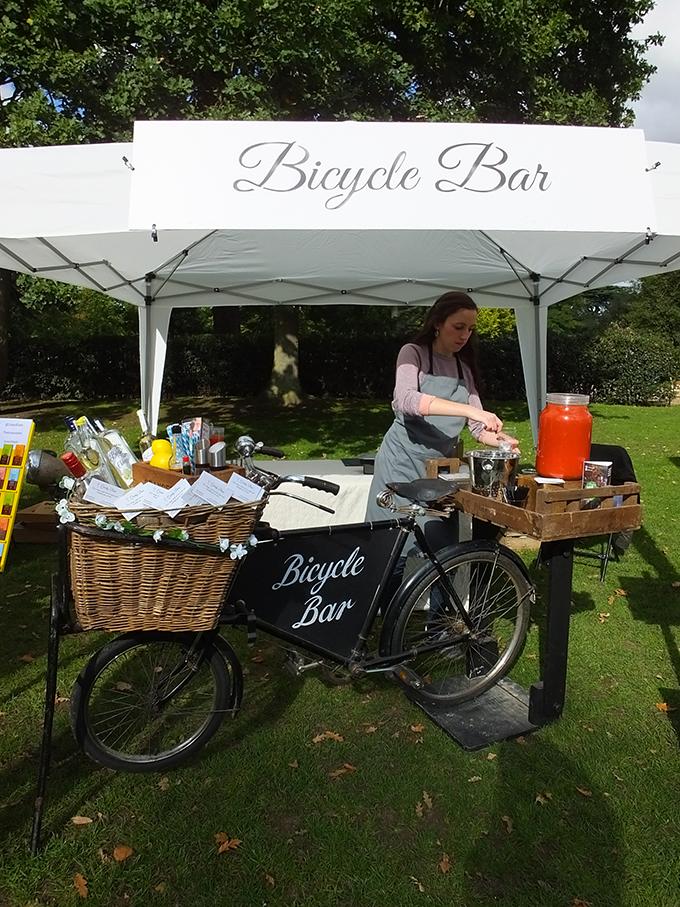 Quirky Bars Bicycle Bar