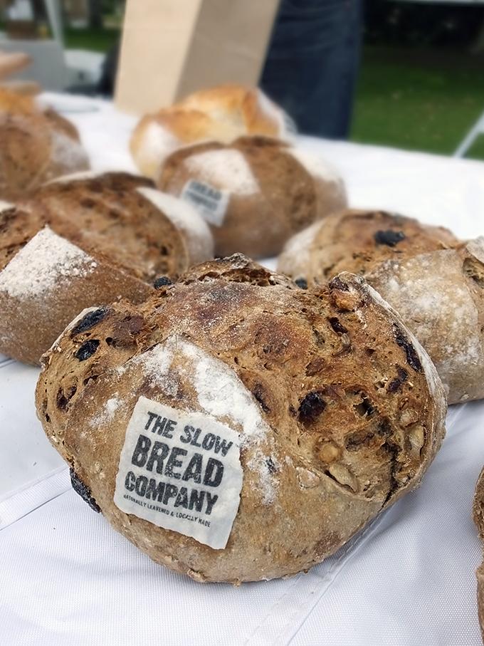 The Slow Bread Company