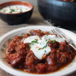 Slow Cooked Beef Goulash