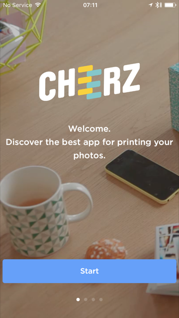 Cheerz - Photo Printing App Review