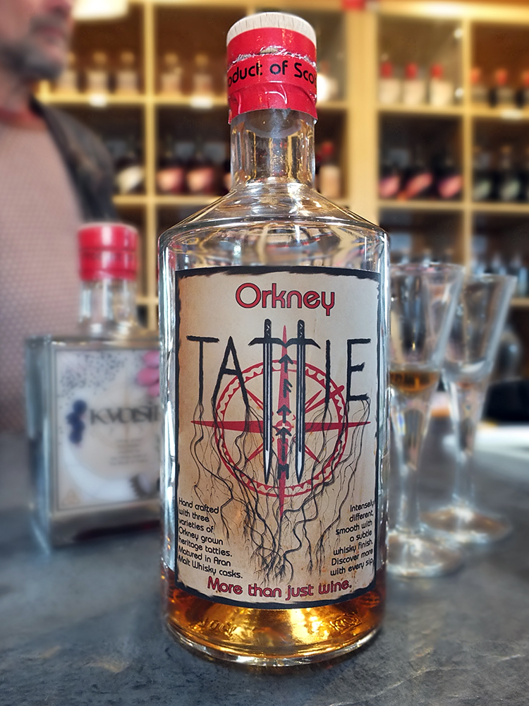 Orkney Tattie Wine