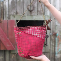 Lady Amelie's Steampunk Lunch Purse