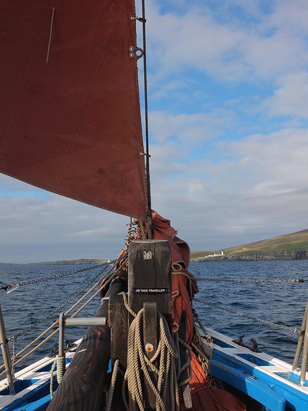 The Swan, Shetland