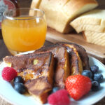 Cinnamon Brioche French Toast