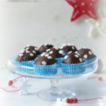 Coconut Mint Christmas Chocolates