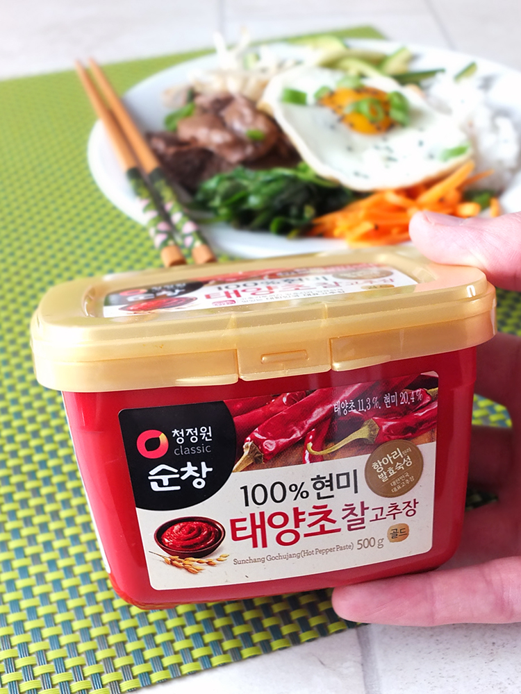 Sunchang Gochujang Hot Pepper Paste from Korea