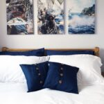 Nautical Bedroom Makeover with Emma Mattress