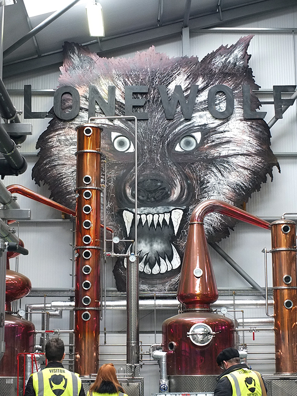 BrewDog LoneWolf Distillery