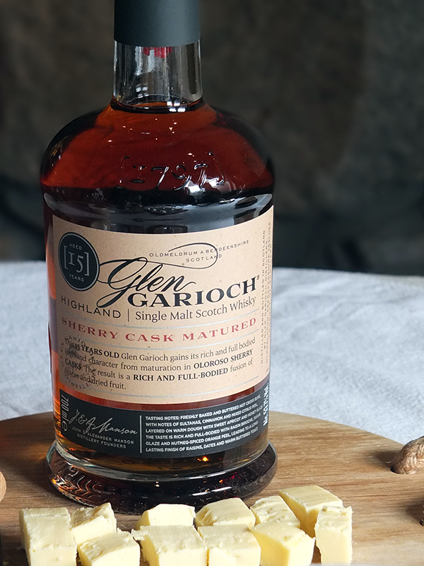 Glen Garioch Sherry Cask Matured