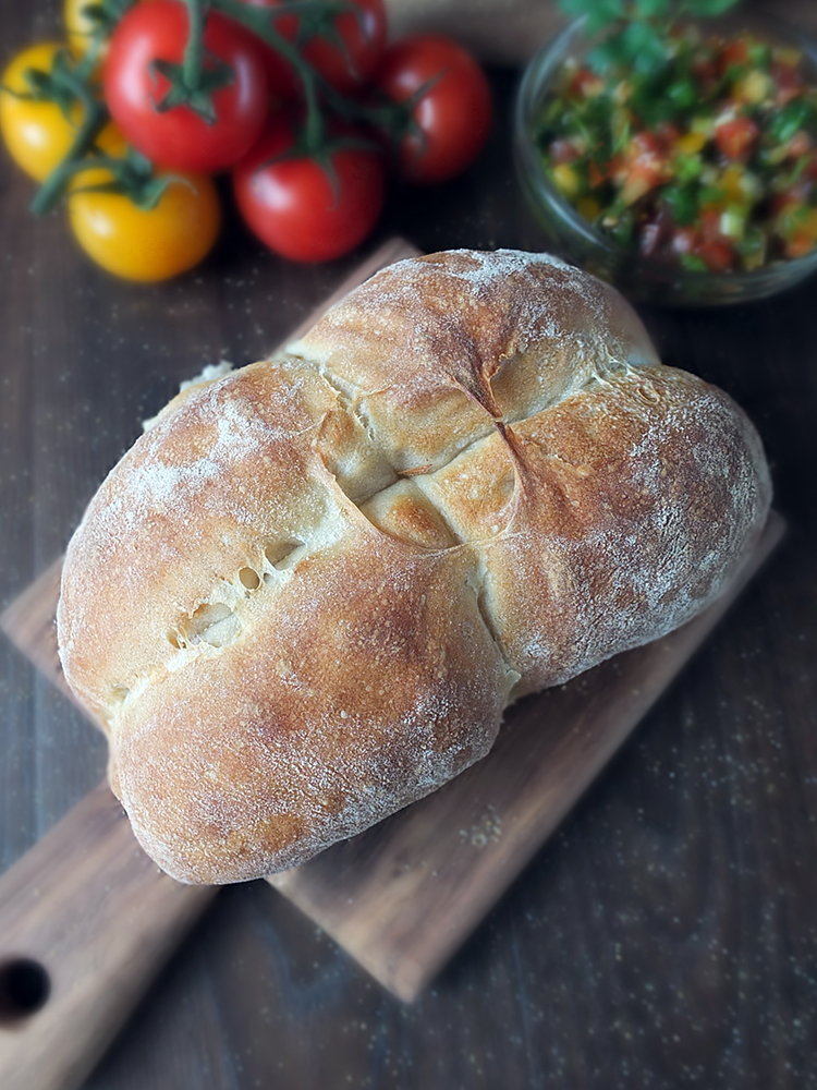 Marraqueta Bread Rolls
