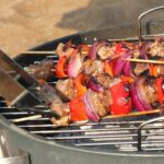 Quick & Easy BBQ Lamb Skewers