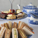 A Trio of Sandwiches for Afternoon Tea