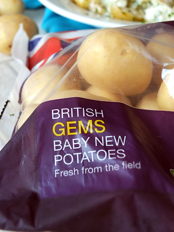 Sainsbury's British Gems Baby New Potatoes