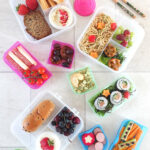 25+ Easy Lunch Box Ideas for Children & Adults